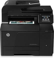 Hp Laserjet Pro 200 Color M276nw All In One Printer Amazon Co Uk