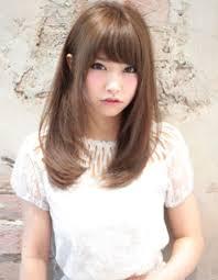 レイヤーロングスタイルku 341 ヘアカタログ髪型ヘアスタイル