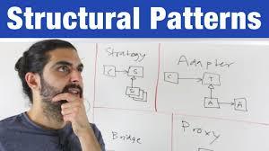 Design Patterns Lecture Structural Patterns Comparison Design Patterns Ep 12