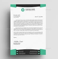 Sample Letter Head 30 Professional Letterhead Templates Free Word Psd Ai