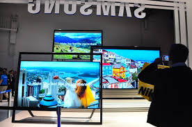 tv 85 inch. samsung unveils its first 85-inch s9 uhdtv and flagship f8000 led smart tv tv 85 inch r