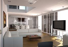 Exellent Modern Interior House Design Com E With Decor