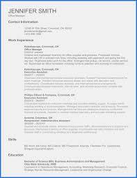 English Curriculum Vitae Word 2010 Salumguilher E For Luxury English Cv Format In 0d