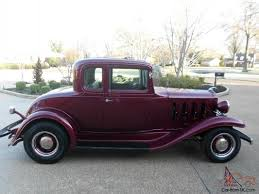 Chevy 5-window coupe all steel body-1933-1934-ford
