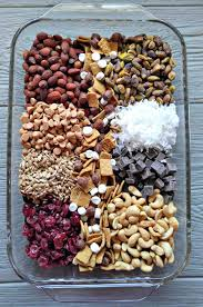 trail mix ingredients. Fine Trail Ingredients For Su0027mores Trail Mix And Trail Mix