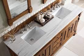 72 Brookfield Country Oak Double Bathroom Vanity