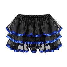 ZZEBRA <b>Sky Blue</b>: Gothic Blue Corsets <b>Dress</b> with <b>Skirt</b> Costumes ...