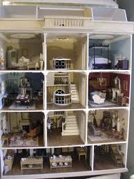 miniature dollhouse furniture for sale. huge private collection british artisan high end collectors doll house furniture ebay miniature dollhouse furniture for sale