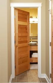 Other Wood Interior Doors With White Trim Plain In Other Wood