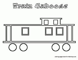 Small Picture Emejing Train Coloring Pages Toddlers Photos New Printable