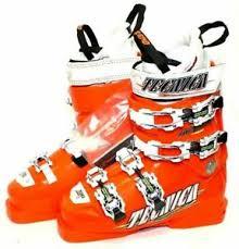 Details About Tecnica Diablo Inferno 90 Junior Ski Boots Size 5 5 Mondo 23 5 New