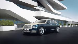 Bentley Reveals Limited Edition Hallmark Series By Mulliner ...