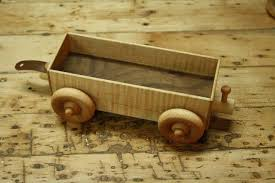 this tutorial on how to make a wooden train covers the open top car this is a great car to have in a homemade train set