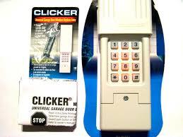 chamberlain universal garage door opener remote control replacement