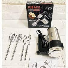 Máy Đánh Trứng Cầm Tay 7 Tốc Độ Jubake - Máy xay sinh tố Thương hiệu No  Brand