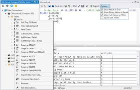 SQLite / SQL Server Compact Toolbox