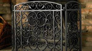 decoration wrought iron fireplace screens amazing installations waco tx with 2 of wrought iron fireplace