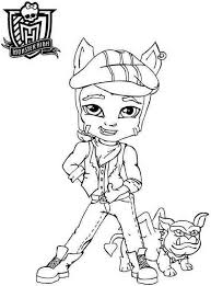 monster high printable masks monster high s colouring pages