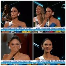 Miss Universe 2015 Pageant Steve Harvey Miss Philippines ... via Relatably.com