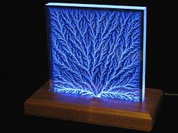 Lighted Display Stand For Glass Art For Decoration Beautiful Led Glass Brick Light For Decoration 65