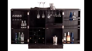 The Most Valuable Small Bar Cabinet Design For Best Home YouTube - Home bar cabinets design