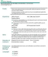 Lvn Resume Sample | Sample Resume And Free Resume Templates