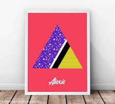 Art Deco Girl Alphabet-