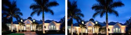 outdoor lighting led vs halogen determining what s best for your columbus home