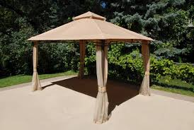 13 x 10 Roof Style Gazebo at Menards