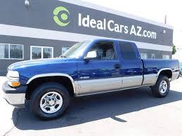2000 Chevrolet Silverado 1500 3dr LS 4WD Extended Cab SB In Mesa AZ ...