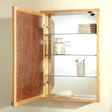 Craftsman Medicine Cabinet Medicine Cabinet Over Toilet Verdera 34 W X 30 H Aluminum Lighted