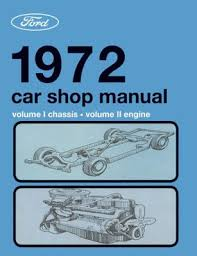 Ford Shop Manuals - Ford Factory Manuals - 1919-1970s