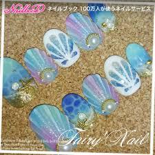 夏海リゾート女子会ハンド Fairynailのネイルデザインno2331985