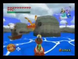 The Legend Of Zelda Wind Waker Treasure Chart 32