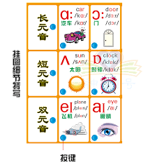 Intellectual English Phonetic Transcription With Wall Charts Primary School Students Junior High School Students 48 International Phonetic Alphabet