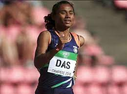 Heartiest congratulations to @himadas8 and all 597 newly. How A Long Journey And A Dream Run Made Hima Das National Sprint Queen Business Standard News