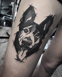 125 Best Dog Tattoo Ideas And Its Symbolic Meanings Wild Tattoo Art
