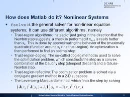 how does matlab do it nar systems