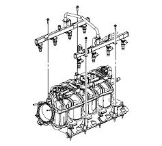 How to unblock fuel line inside 2008 gmc sierra 1500 gas tank on nissan engine service