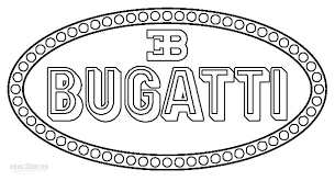 Printable Bugatti Coloring Pages For Kids Cool2bkids Car