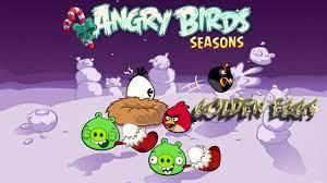 Angry Birds Seasons - Season 3 - Winter Wonderham Golden Eggs Walkthrough -  YouTube