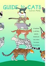 Artists Guide To Cats By Joumana Medlej Paperback Lulu