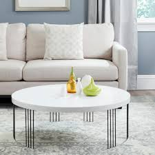 White Living Room Table Sets Safavieh Accent Tables Living Room Furniture Furniture