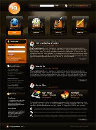 Dreamweaver Website Templates Delectable Animation Company Website Template Dabeetz