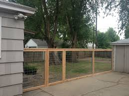 wire fence gate. Image Of: Hog Wire Fencing Ideas Fence Gate