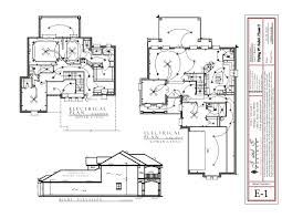 2 story house electrical plan free wiring diagrams plans canada square foot and home design