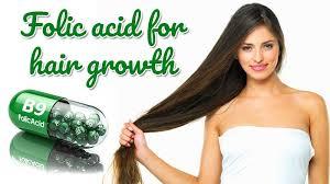 folic acid for hair growth laylahair