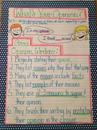 w anchor chart for opinion writing in third grade lots of  w 3 1 anchor chart for opinion writing in third grade lots of