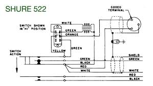 shure microphone wiring diagrams data wiring diagrams \u2022 shure sm58 wire diagram at Sm58 Wiring Diagram