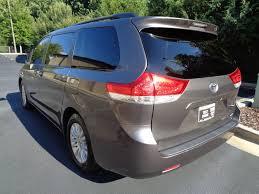 2014 Used Toyota Sienna XLE 8-Passenger at Platinum Used Cars ...